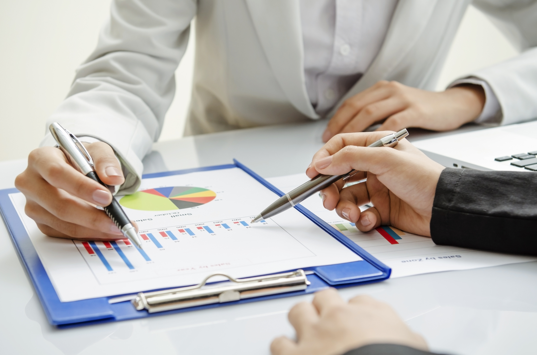 Use bookkeeping to create processes not just enter data