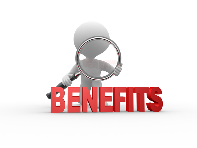 Offering employee benefits is the right thing to do