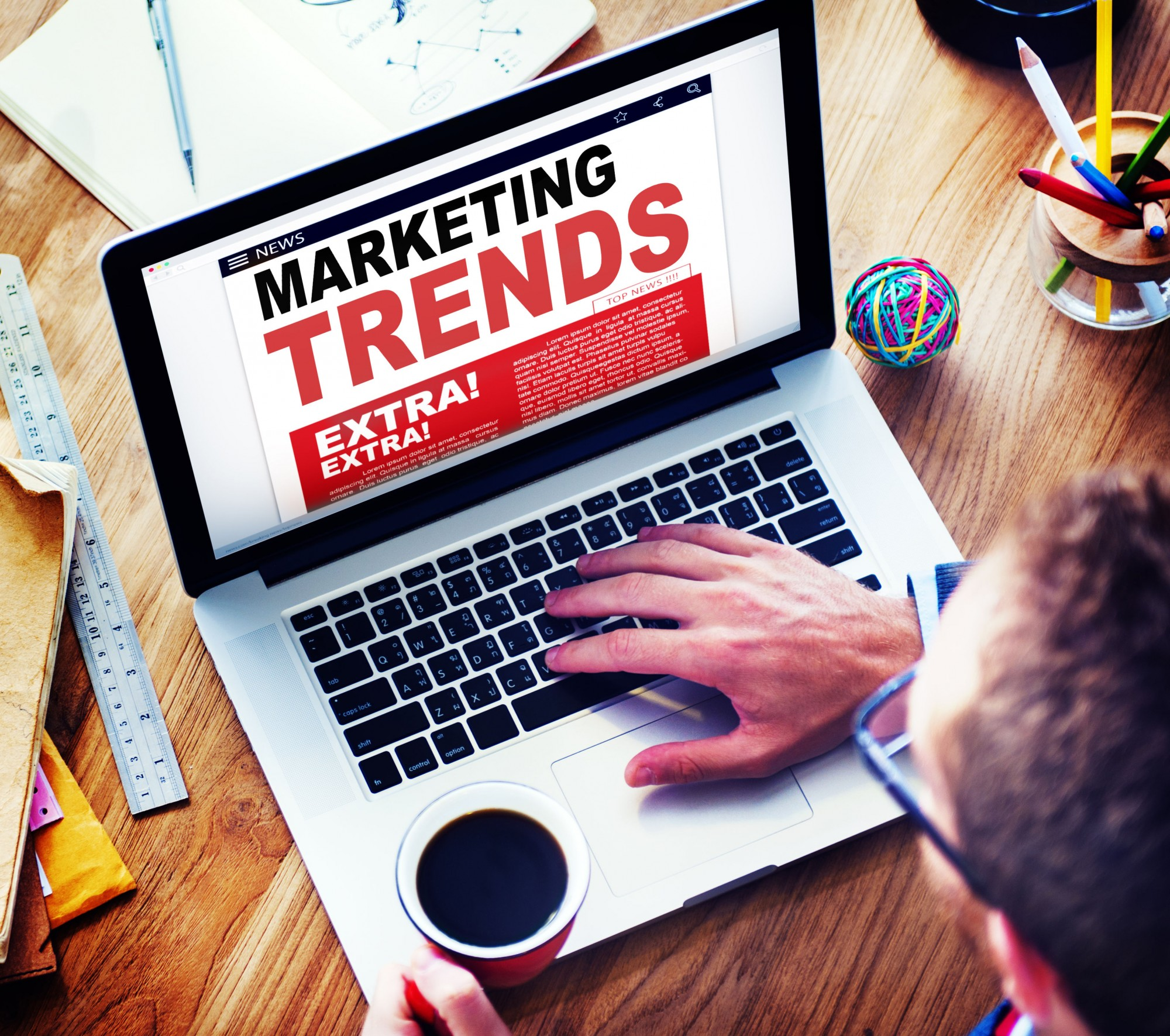 The shifting sands of marketing trends